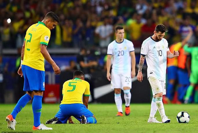 CONMEBOL tăng tiền phạt 34 lần, cấm Messi thi đấu hết năm - Ảnh 5.