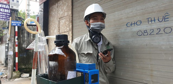 Công bố kết quả kiểm tra môi trường sau vụ cháy nhà máy Rạng Đông - Ảnh 1.