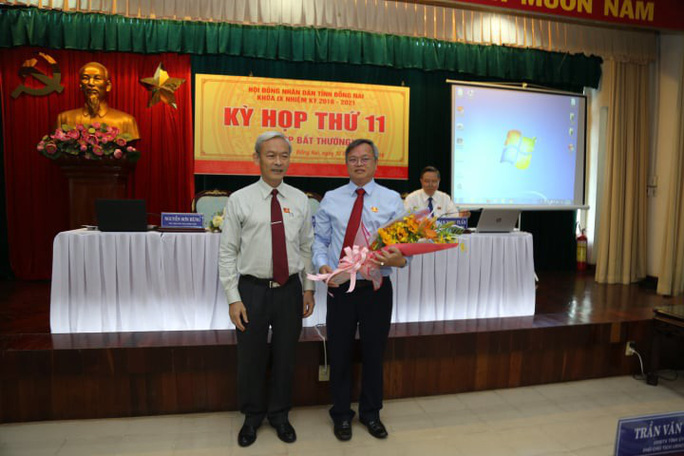 Đồng Nai có tân chủ tịch UBND tỉnh - Ảnh 1.