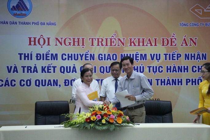 Không cần đến cơ quan, dân Đà Nẵng vẫn được hoàn thành thủ tục hành chính ngay tại nhà - Ảnh 1.