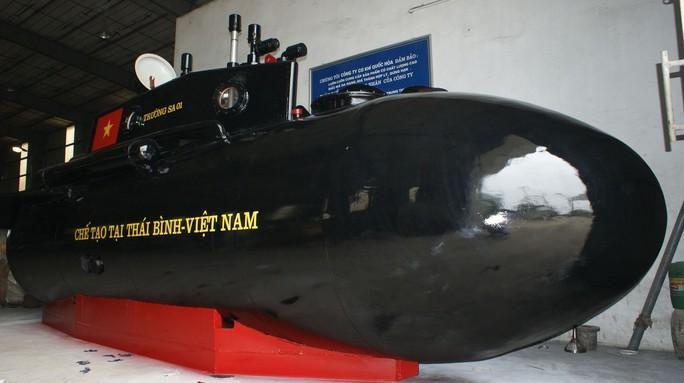 Doanh nhân hai lúa và giấc mơ tàu ngầm Việt vươn khơi - Ảnh 2.