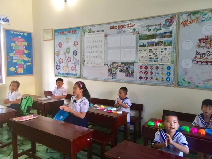 Lớp học đặc biệt ở Trường Sa - Ảnh 10.