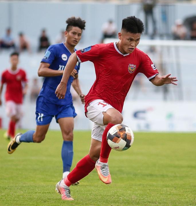 Hồng Lĩnh Hà Tĩnh giành vé lên V-League, Phố Hiến tranh suất play-off - Ảnh 2.
