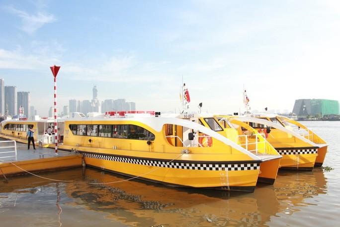 Buýt sông - hơi thở mới của đường thuỷ TP HCM - Ảnh 2.