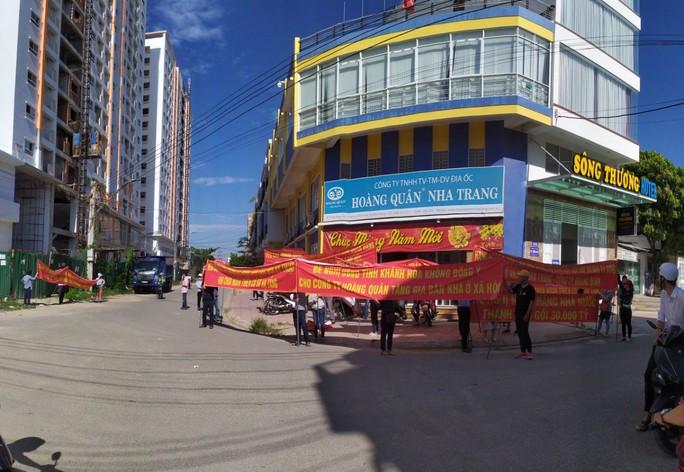 Phó Chủ tịch Khánh Hòa giám sát chặt dự án nhà xã hội Hoàng Quân Nha Trang - Ảnh 3.