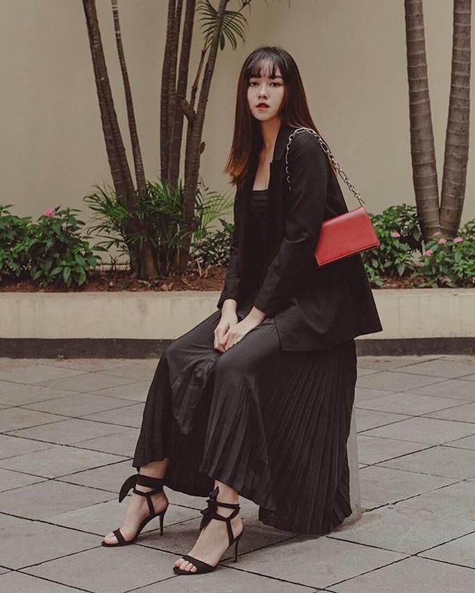 Soi diện mạo người đẹp Việt Nam dự thi Hoa hậu Quốc tế 2019 - Ảnh 7.