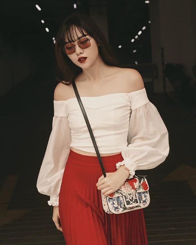 Soi diện mạo người đẹp Việt Nam dự thi Hoa hậu Quốc tế 2019 - Ảnh 6.