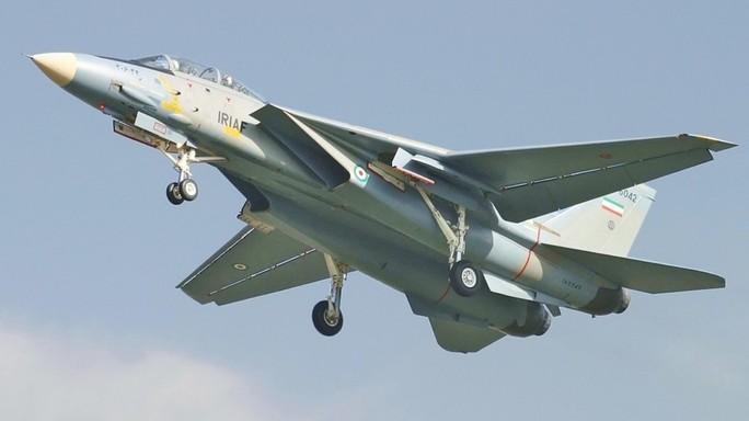 Chiến đấu cơ Iran rơi gần Vịnh Ba Tư - Ảnh 1.