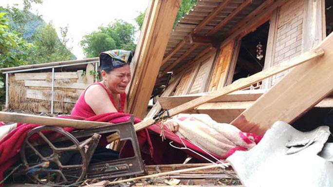 19 người chết, mất tích do mưa lũ - Ảnh 2.