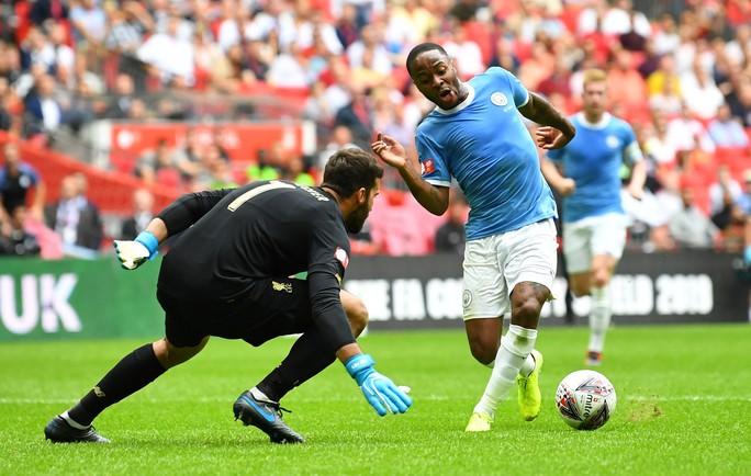 Thủ môn Bravo tỏa sáng, Man City bùng nổ ở Siêu cúp Anh - Ảnh 5.