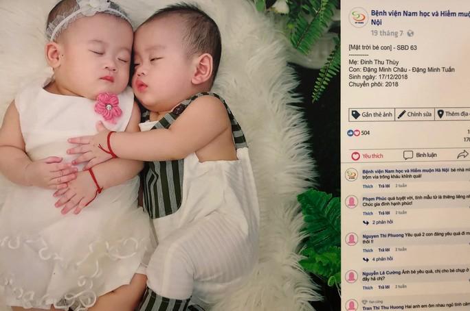 Vợ chồng nữ bác sĩ hiếm muộn U70 hạnh phúc chăm hai con gái sinh đôi - Ảnh 7.