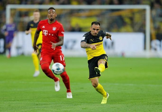 Thần đồng nước Anh giúp Dortmund đoạt Siêu cúp Đức - Ảnh 4.