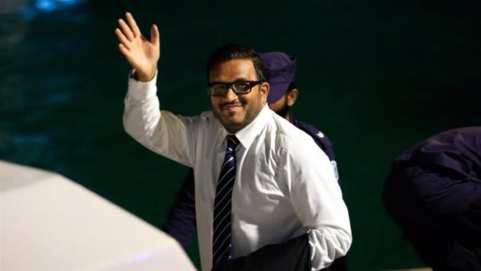 Maldives bắt cựu phó tổng thống vượt biên trái phép sang Ấn Độ - Ảnh 1.