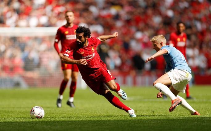 Thủ môn Bravo tỏa sáng, Man City bùng nổ ở Siêu cúp Anh - Ảnh 2.