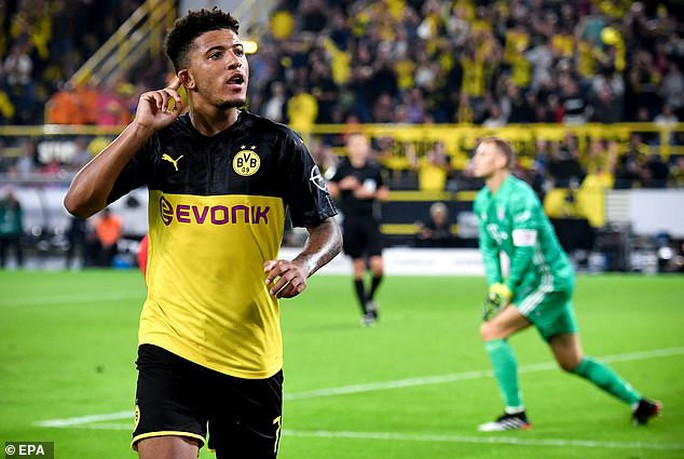 Thần đồng nước Anh giúp Dortmund đoạt Siêu cúp Đức - Ảnh 5.