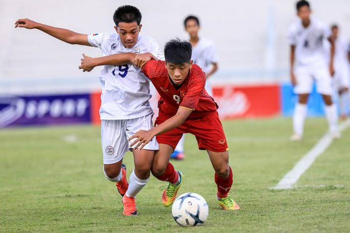 Dùng cầu thủ nghi gian lận 7 tuổi, Timor Leste vẫn mất vé bán kết cho U15 Việt Nam - Ảnh 1.