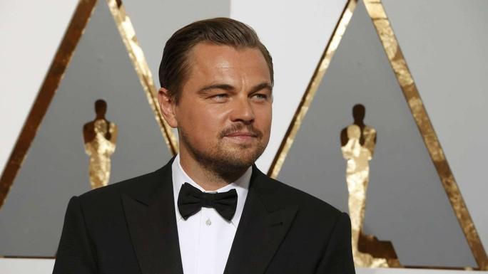 Leonardo DiCaprio tin rằng nổi tiếng là nhờ may mắn - Ảnh 2.
