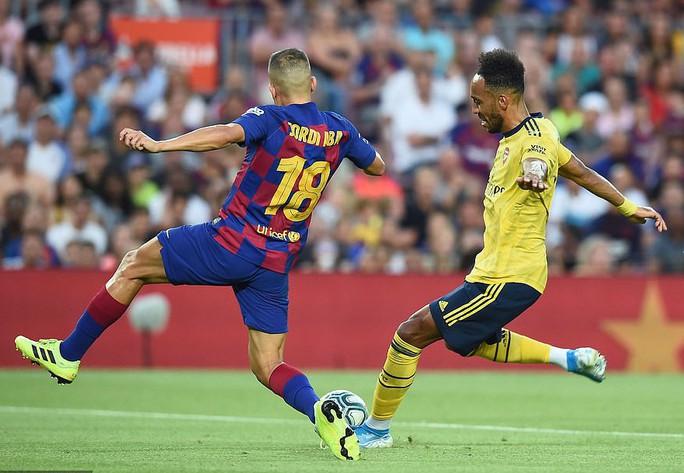 Arsenal dâng chiến thắng, Barcelona đoạt cúp Joan Gamper thứ 7 - Ảnh 3.