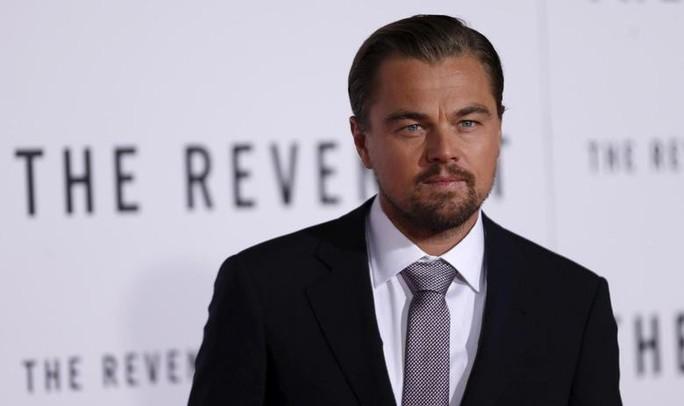 Leonardo DiCaprio tin rằng nổi tiếng là nhờ may mắn - Ảnh 1.