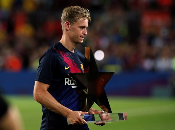 Arsenal dâng chiến thắng, Barcelona đoạt cúp Joan Gamper thứ 7 - Ảnh 2.