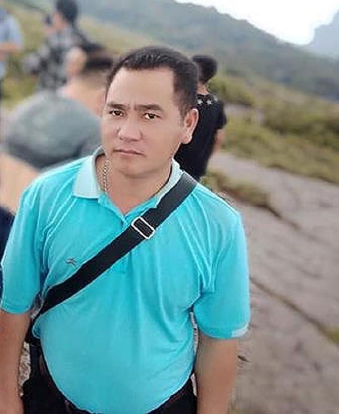 Trình Chính phủ công nhận liệt sĩ cho Trưởng công an xã hy sinh khi giúp dân chống lũ lụt - Ảnh 1.