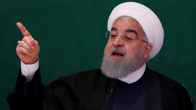 Iran đòi Mỹ dỡ trừng phạt mới đàm phán - Ảnh 1.