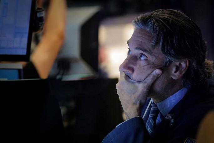 Thị trường tài chính chao đảo - Ảnh 1.