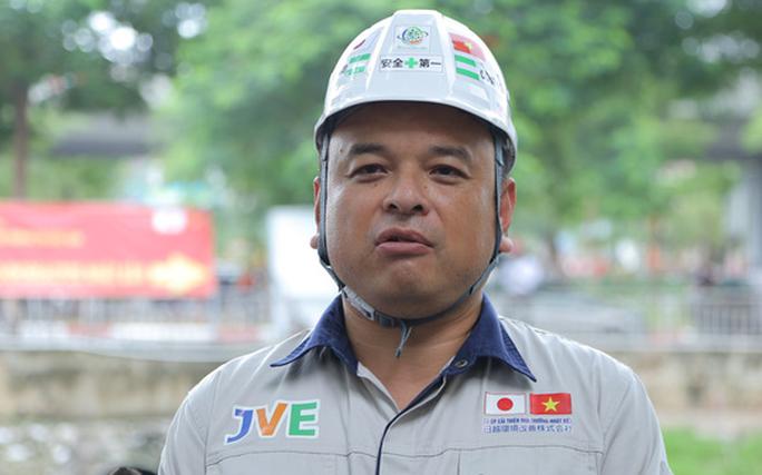 Chuyên gia Nhật Bản sẽ tắm nước sông Tô Lịch sau xử lý - Ảnh 3.