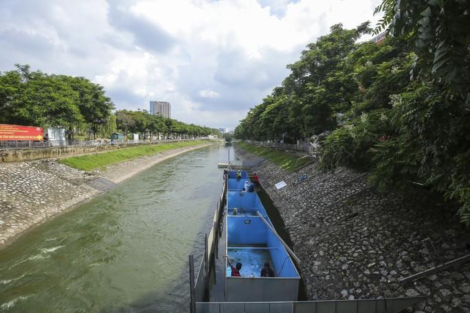 Chuyên gia Nhật Bản sẽ tắm nước sông Tô Lịch sau xử lý - Ảnh 4.