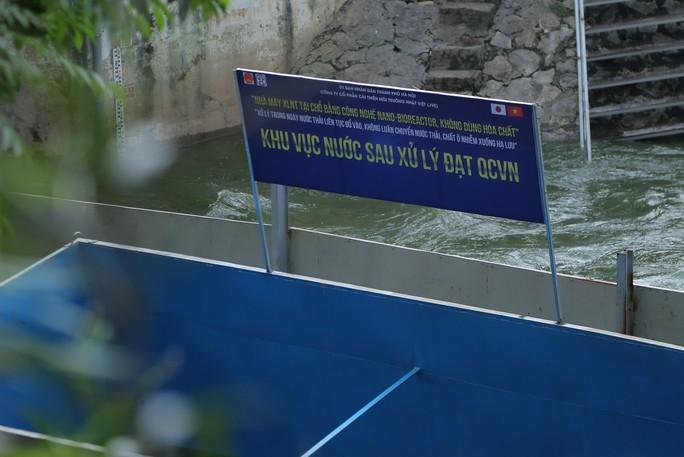 Chuyên gia Nhật Bản sẽ tắm nước sông Tô Lịch sau xử lý - Ảnh 9.