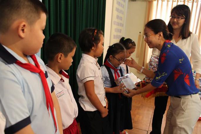 Bệ phóng từ học bổng Nguyễn Đức Cảnh - Ảnh 1.