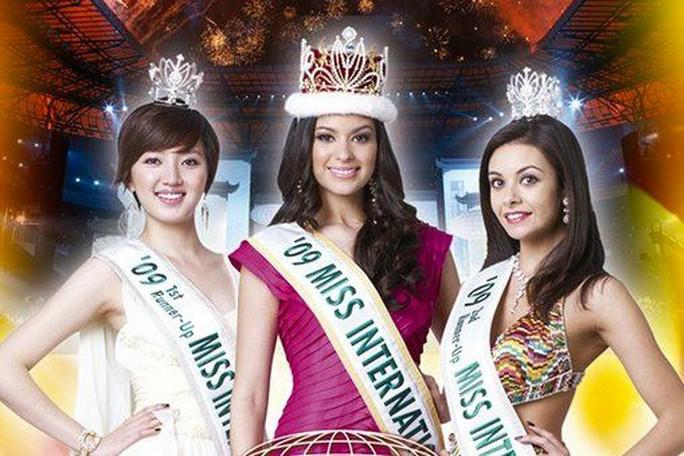 Hàn Quốc tẩy chay cuộc thi Hoa hậu Quốc tế - Ảnh 2.
