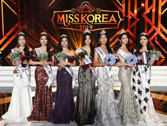 Hàn Quốc tẩy chay cuộc thi Hoa hậu Quốc tế - Ảnh 1.
