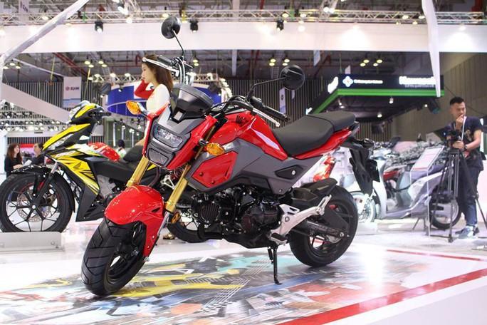 Tiêu thụ xe máy ở Việt Nam sụt giảm vẫn là thị trường lớn thứ 4 thế giới - Ảnh 1.