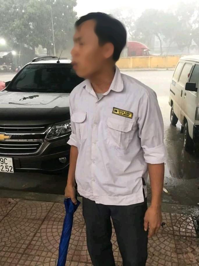 Tài xế hãng taxi Hoàn Kiếm thừa nhận hành hung 3 nữ hành khách - Ảnh 1.