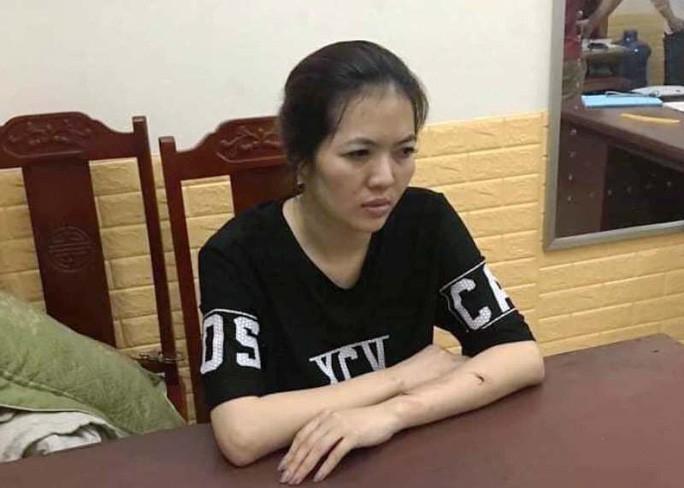 Khởi tố nữ giám đốc giàu có đâm chết nam cán bộ tòa án huyện trẻ tuổi - Ảnh 1.