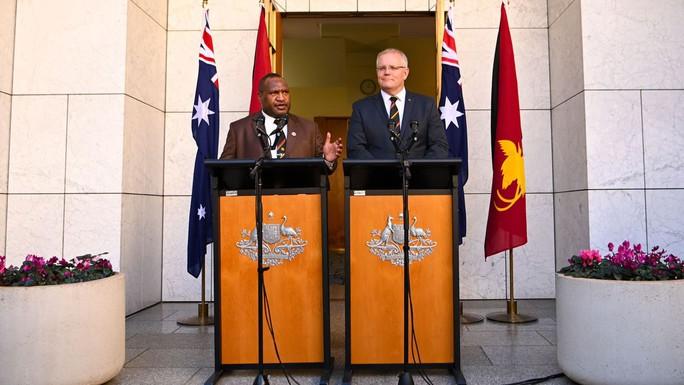 Úc bị Papua New Guinea ra đòn - Ảnh 1.