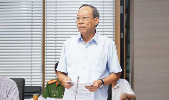 Lãnh đạo Bộ Công an nói gì về chứng cứ mới của Bộ Y tế trong vụ án Hoàng Công Lương? - Ảnh 1.