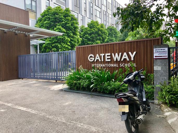 Bộ GD-ĐT chỉ đạo tăng cường an toàn cho học sinh sau vụ học sinh trường Gateway tử vong - Ảnh 1.