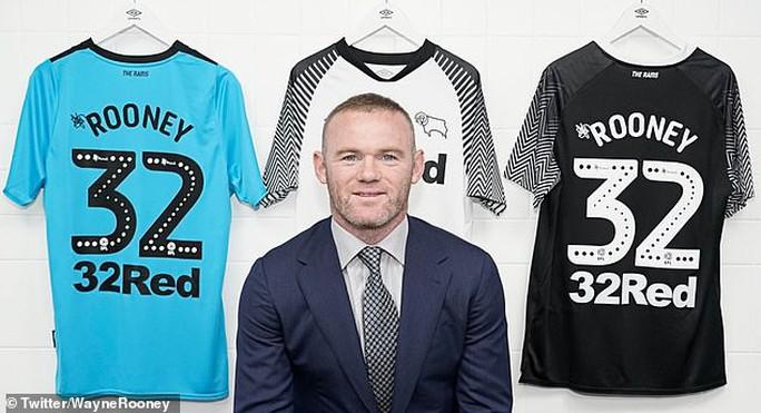 Quỷ đầu đàn Rooney tái xuất sân cỏ Anh, ra sân tuổi 34 - Ảnh 6.