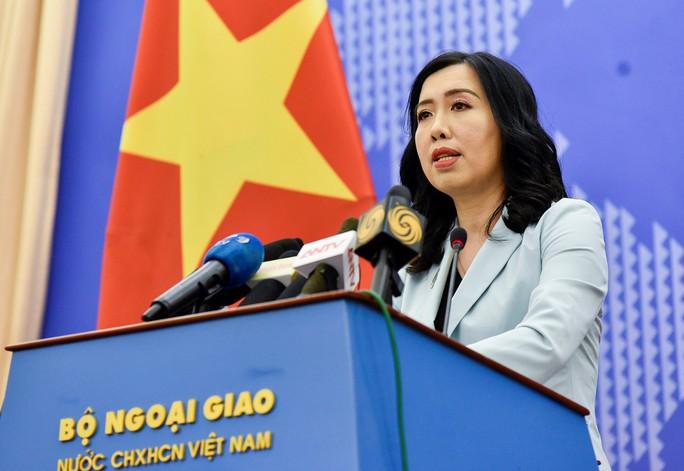 Phản ứng của Việt Nam trước thông tin trong sách giáo khoa lịch sử mới của Trung Quốc - Ảnh 1.