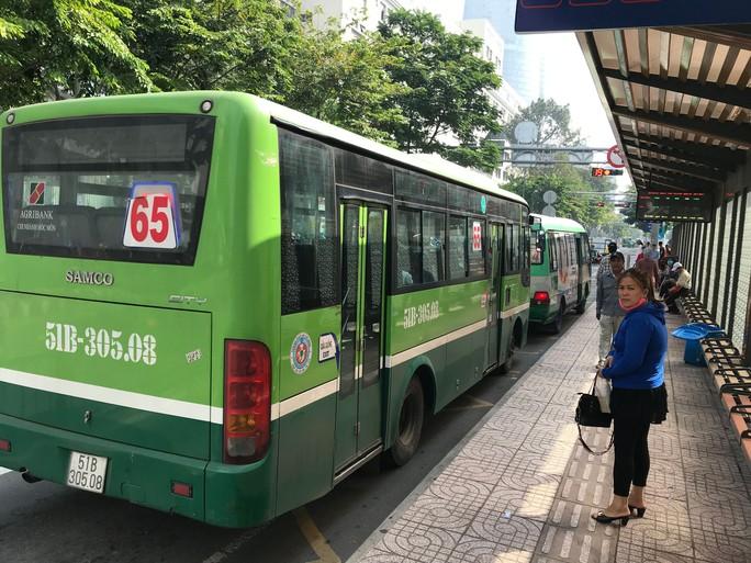 Chấm dứt lùm xùm trợ giá xe buýt ở TP HCM - Ảnh 1.
