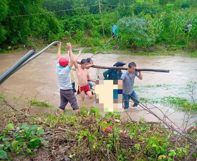 Đắk Lắk: Mưa lớn gây ngập hàng ngàn nhà dân, 1 người tử vong - Ảnh 1.