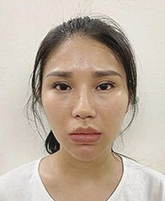 Phá đường dây mại dâm cao cấp 500 USD/lượt tại Hà Nội - Ảnh 1.