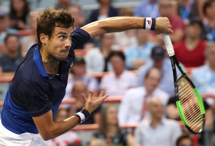 Nadal vượt mặt Federer khi nhẹ nhàng vào tứ kết Rogers Cup 2019 - Ảnh 2.