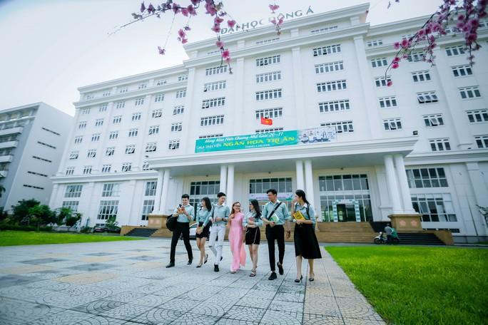 Đại học Đông Á: Điểm trúng tuyển từ 14 - 20 điểm - Ảnh 1.