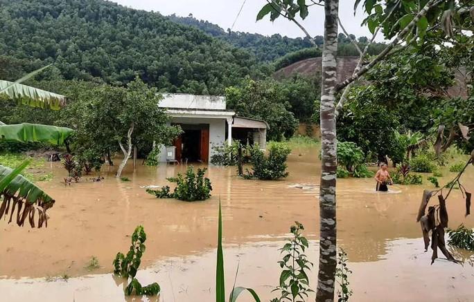 Nước sông Đồng Nai dâng cao, 1 người tử vong do rơi cống thoát nước - Ảnh 3.