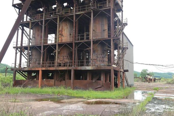 Đóng cửa mỏ khoáng sản sắt được đầu tư hơn 150 tỉ đồng - Ảnh 1.