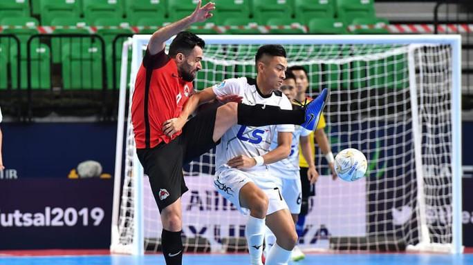 Thái Sơn Nam tiếp tục thắng đậm tại Giải Futsal CLB châu Á 2019 - Ảnh 4.