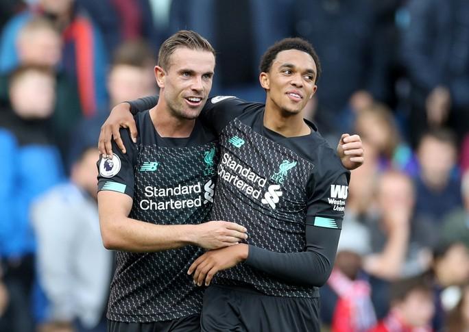 Man City soán ngôi... 2 giờ, Liverpool về đỉnh bảng ngoạn mục - Ảnh 5.
